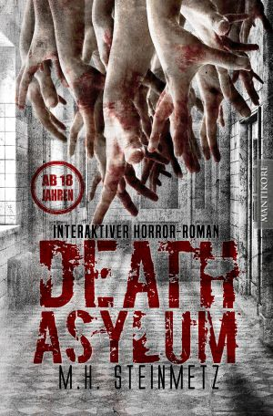 Mantikore Death Asylum Cover
